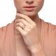 Anello Love Me Luxe in Oro Rosa & Diamante