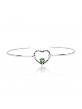 Green Bracelet Love Me Luxe