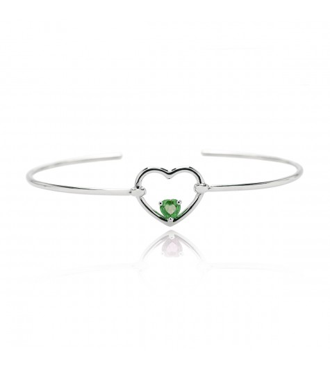 Green Bracelet Love Me Luxe