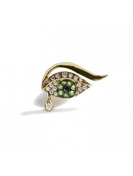 Green Eye Luxe Earring
