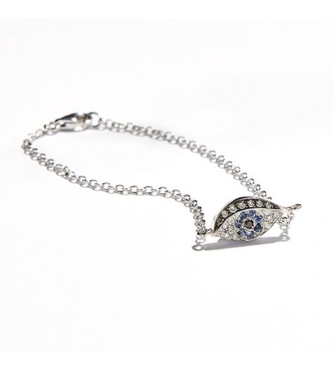 Blue Eye Luxe Bracelet